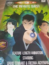 Doctor Who: The Infinite Quest - Complete Animated BBC DVD