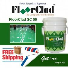 Self Leveling Floor screedings - FloorClad SCS50