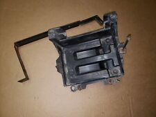 01 02 Saturn S Series Battery Tray with Clamp Bracket