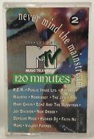 The Best Of MTV's 120 Minutes Vol.2 Cassette Tape R470546 OPCS-1506
