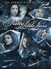 Pretty Little Liars: The Complete Fifth Season (DVD, 2015, 5-Disc Set)