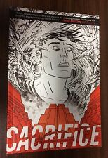 SACRIFICE Hardcover -- Dalton Rose -- Dark Horse HC