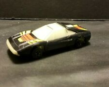 Vtg 1980 Kidco Burnin' Key Car Ferrari GTS Glows in the Dark RARE