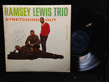 Ramsey Lewis Trio-Stretching Out-Argo 665-AUTOGRAPHED