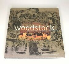 Woodstock Twenty Fifth Anniversary Collection 4 Cassette Set Atlantic Recording