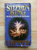 Thinner NEL PAPERBACK by Stephen King Richard Bachman