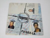 """Fugees (Refugee Camp) - Fu-Gee-La - Sony Music 1995 - 12"""" Vinyl Record - Single"""