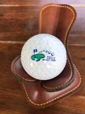 Logo Golf Ball Million Dollar Hole-In-One