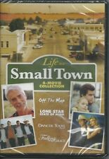 Life in a Small Town 4-Movie Collection (DVD 2017) New FREE SHIP John Mellencamp