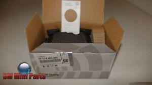 BMW Genuine Front Brake Pad Set 34116865460