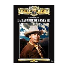 La Bagarre de Santa Fe (Randolph Scott) DVD NEUF