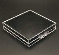 M68 Antistatic IC Storage Box Conductive ESD Chip Protective Case PGA 386 486