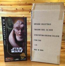 "Sideshow EXCLUSIVE Bib Fortuna Star Wars 12"" Action Figure Mandalorian Jabba's"