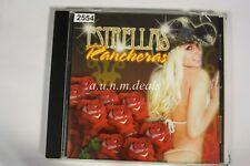 Estrellas Rancheras - Various Artists Music CD