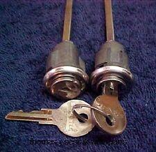 New Replacement Door Locks With Keys 1942 1946 1947 1948 1949 1950  Packard