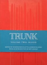 Trunk Volume One: Hair Volume Two: Blood 1st Editions Collectibles Artbook