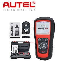 Autel MD802 OBD2 Auto Diagnostic Tool Scanner Engine ABS Airbag EPB Oil Reset
