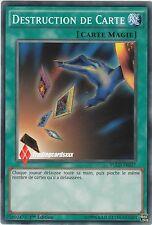 ♦Yu-Gi-Oh!♦ Destruction de Carte/Card  : YGLD-FRB27 -VF/COMMUNE-