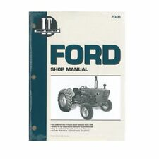 Manual Tractor Parts For Ford Sale Ebay. Fo31 It Shop Manual For Ford Holland Tractor 2000 3000 4000. Ford. New Holland Ford Tractor Wiring Diagram 1986 At Scoala.co