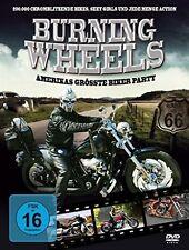 BURNING WHEELS - AMERIKAS GRÖßTE BIKER PARTY   DVD NEU