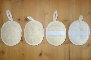 Luffa Luffapad Luffaschwamm Peeling - natürlich pflanzlich nachhaltig - handmade