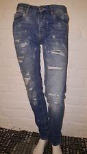 Dolce&Gabbana,Jeans,G60LLDG 8S991,Herren,Blau,Gr-46,Neu mit Etikett,LP 595 €