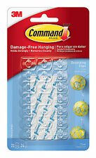 3M Command Decoating Clips Clear 17026clr for Christmas Fairy Lights