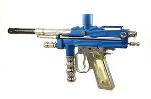 WGP OUTKAST AUTOCOCKER DUST BLUE WITH DYE BOOMSTICK + MORE