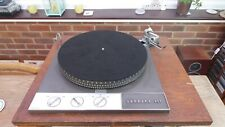 Garrard 401 Transcription Turntable + SME 3009 Arm. Working well but Needs Love