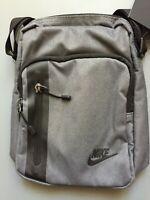 Nike Tech Small Item Crossbody Bag Gray / Black Coachella BA5268-021