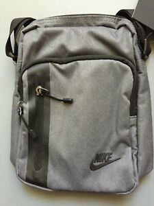 Nike Tech Small Item Crossbody Bag Gray / Black Coachella BA5268-021