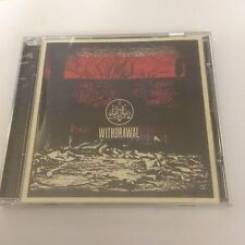 WOE - WITHDRAWAL - NEW CD