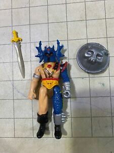 Warduke with shield and sword - Vintage Dungeons & Dragons action figure