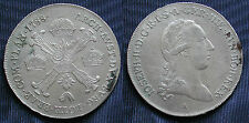 MONETA COIN AUSTRIA NETHERLANDS ÖSTERREICH ½ KRONENTHALER 1788 (A) SILVER SILBER
