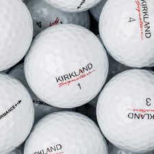 50 Kirkland Signature Performance Plus Near Mint Used Golf Balls AAAA