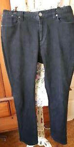 Sportscraft slim leg dark grey jeans 12  FREE POST