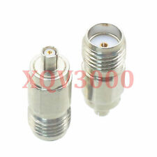 1pc Adapter converter SMA female jack to IPX U.fl female jack nickel COAXIAL