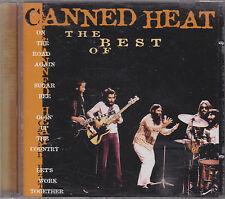 CANNED HEAT - the best of CD