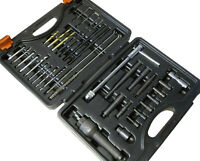40pc Glow Plug Removal Remover Tool Kit For Damaged Broken 8 & 10mm Glow Plugs