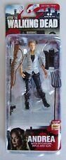 ANDREA Walking Dead AMC TV Series 4 action figure McFarlane Toys MOC NIP zombie