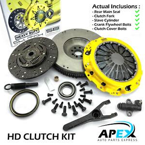 HEAVY DUTY SB Clutch Kit for D40 R51 YD25DDTI Ø250mm solid single mass flywheel