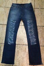 Jeans pantalone Donna/ragazza strappi S 42  usato spedizioni combinate saldi