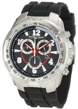 Viceroy Men's 432843-58 Black Chronograph Date Rubber Watch