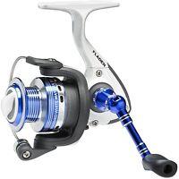 WARBIRD WHITE WATER UL100 Front Drag 6 Bearing Drop Shot Spinning Fishing Reel