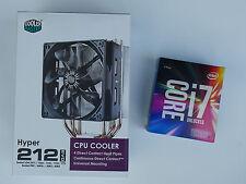 Intel Core i7-6850K 6-Core 3.6 GHz LGA 2011 CPU Processor + CoolerMaster 212 EVO