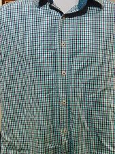 English Laundry Men's Long Sleeve Flip Cuff shirt 16 1/2 34/35