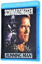 Running Man Uncut German Blu Ray