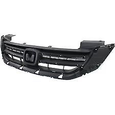 fits 2013-2015 ACCORD 4dr SEDAN Upper Grille Front Bumper NEW