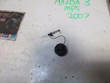 mazda 3 mps 2007 2.3 turbo aero fuel cap