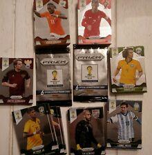 panini prizm world cup 2014 ,le lot des 201 cartes de base